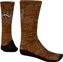 Western Michigan University Men's Sublimated Socks - Digital