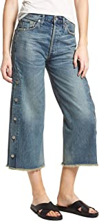 Citizens of Humanity Women's 29X23 High Wide Crop Jeans