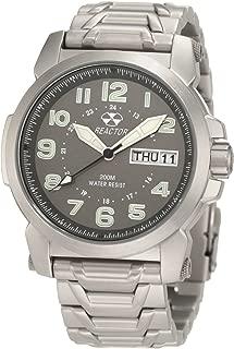 REACTOR Men's 68010 Atom Analog Watch