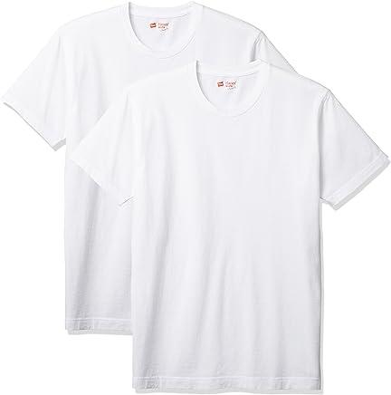 [ヘインズ] Tシャツ ジャパンフィット クルーネック 2枚組 H5110 メンズ