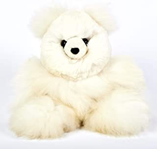 Best alpaca fur teddy bear Reviews