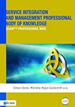 Service Integration and Management Professional Body of Knowledge