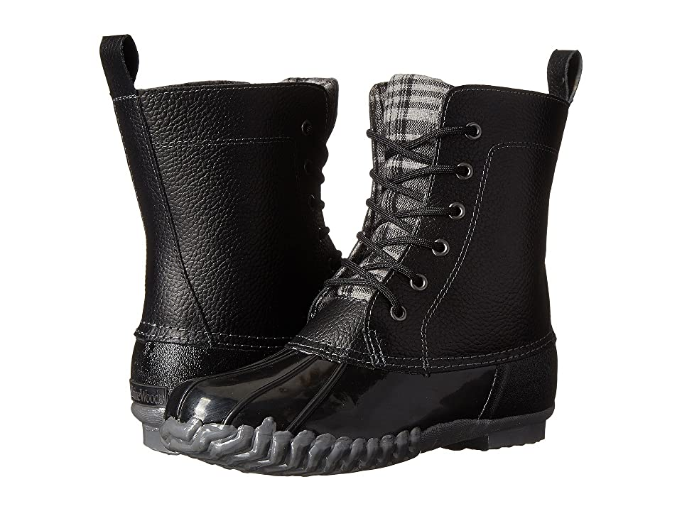 Maine Woods Lani (Black/Black) Women