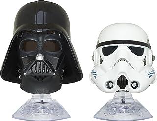 Star Wars The Empire Strikes Back Black Series Titanium Series Darth Vader and Stormtrooper