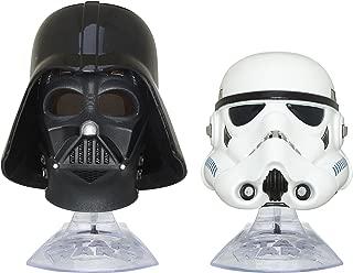 Star Wars: The Empire Strikes Back Black Series Titanium Series Darth Vader and Stormtrooper