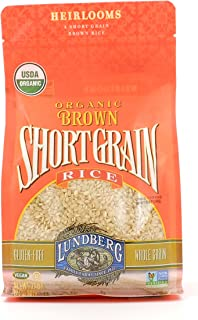 Lundberg Organic Short Grain Brown Rice -- 2 lbs