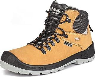 795 S1P حذاء سلامة للرجال بلون برونزي بلاكبورن