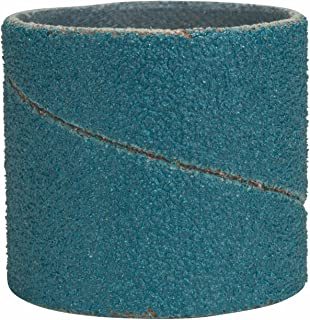 Bosch 2608606873 30 x 30 mm 80 Grit Metal Sanding Sleeve by Bosch