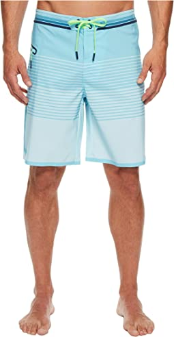 Sculpin Stripe Tech Boardshorts