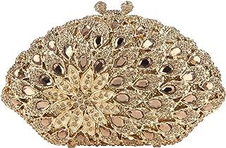 Fawziya Crystal Clutches Purses For Women Clutch Handbags