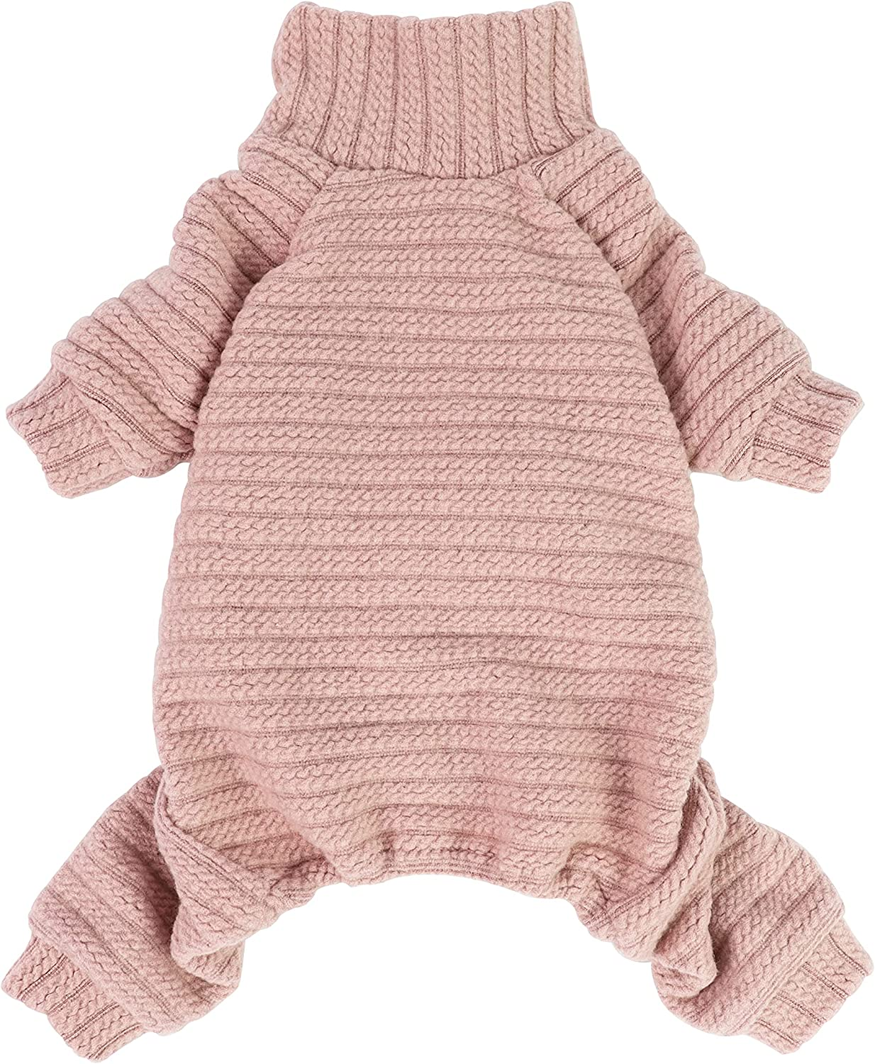 Fitwarm Turtleneck Knitted Dog Sweater Thermal Pajamas Super Special SALE held Puppy 67% OFF of fixed price
