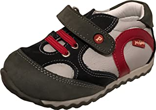 1709fe3288 PERLINA Boys Shoes Mersin 1203-3 Turkish Orthopedic Leather Summer Sandals  with Arch Support