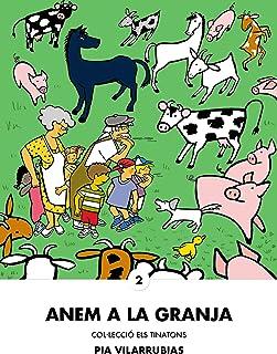 Anem a la granja (Els Tinatons Book 2) (Catalan Edition)