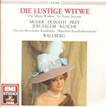Lehar: Die Lustige Witwe (The Merry Widow)