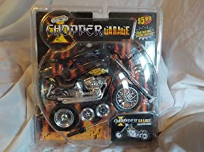 新奇,Inc Chopper Garage 黑色