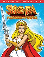 SHE-RA:PRINCESSPOWER CS DVD