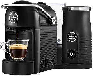 Lavazza A Modo Mio Jolie&Milk Latte kaffekapselmaskin (med mjölkskummare) svart