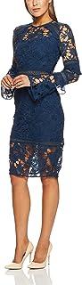 Cooper St Women's Lustrous Lace Long Sleeve Dress