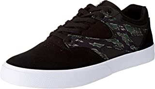 DC Shoes Kalis Vulc Se - Chaussures en Cuir pour Homme ADYS300572