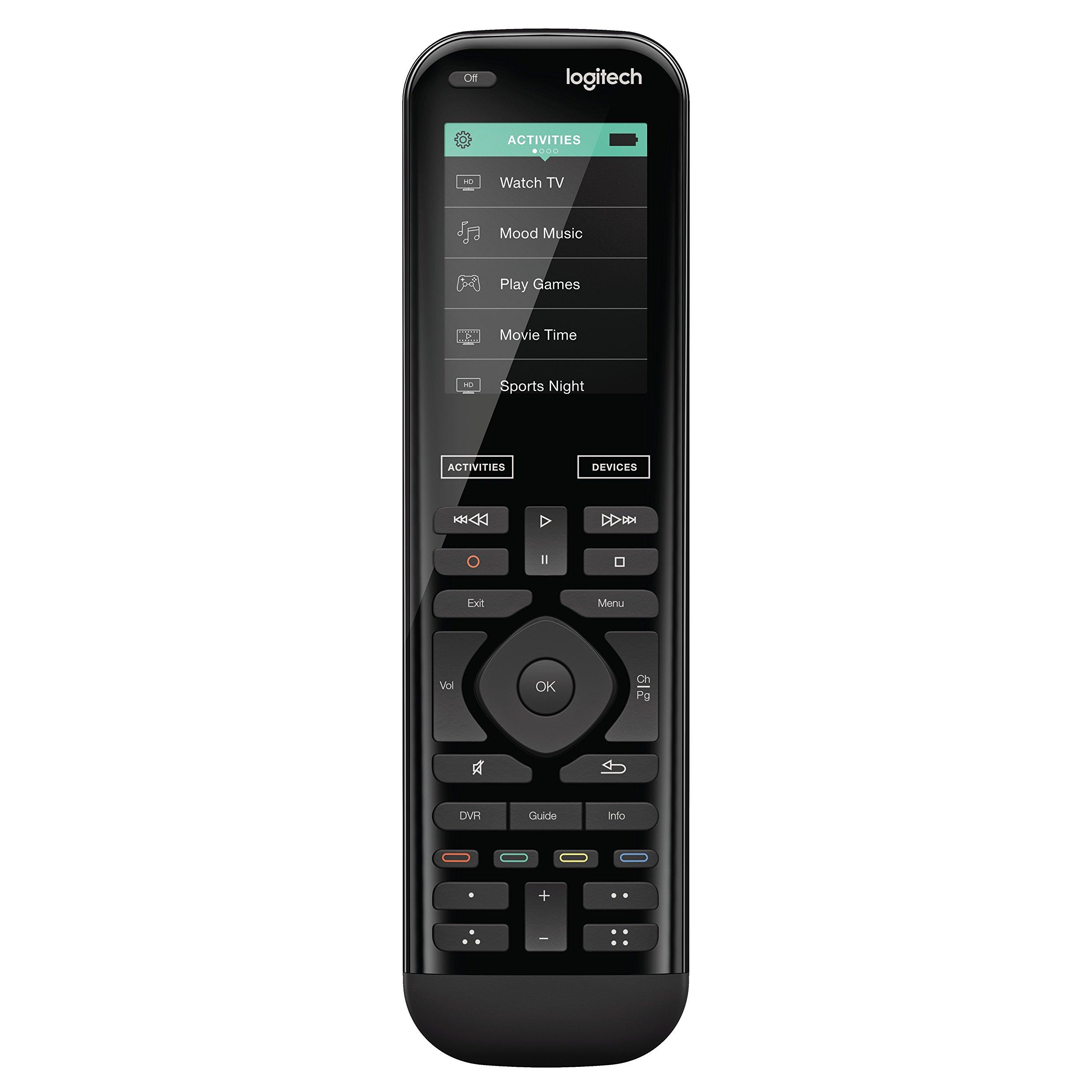 Logitech Harmony Control Entertainment Devices
