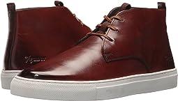 Grenson - Handpainted High Top Sneaker