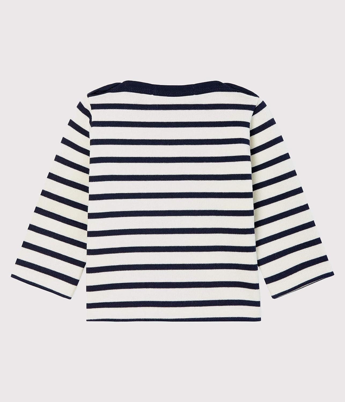 Petit Bateau Sweatshirt Ikonisch Baby M/ädchen Gr