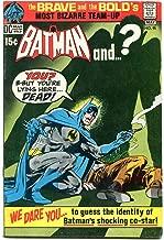 Brave And The Bold #95 1971 - Batman- Plastic Man FN