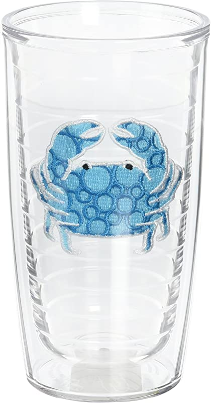 TERVIS Tumbler 16 Ounce Blue Crab 1124758