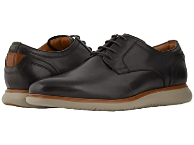 Florsheim Fuel Plain Toe Oxford (Grey/Grey Sole) Men