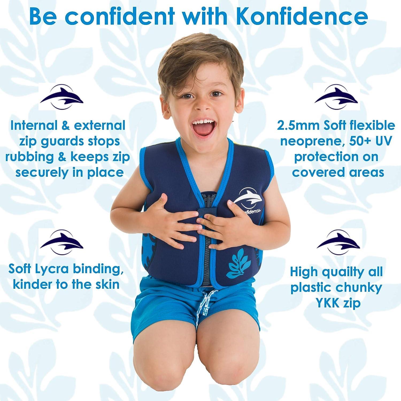 Buoyancy Swim Vest Konfidence The Original Jacket