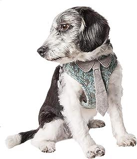 """سرج الكلاب """"فيدوميتي"""" الشبكي القابل للتعديل والقابل للاستخدام على الوجهين والقابل للتهوية مع رابطة عنق مصممة من بت لايف، م..."""