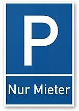 Suchergebnis Auf Für Parkplatzschild Mit Pfosten