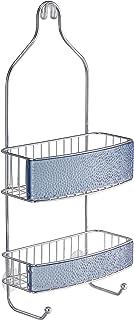 InterDesign Rain Shower Caddy, Blue