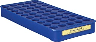Frankford Arsenal Perfect Fit Reloading Tray for Convenient 50 Round Brass Storage