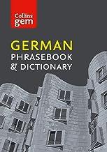 Collins German Phrasebook and Dictionary Gem Edition (Collins Gem)