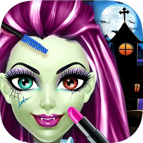 Beauty Salon! - Monster Girls Makeover