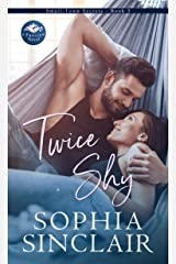 Twice Shy: A small town, slow burn, soulmates story (Small-Town Secrets Book 3) Kindle Edition