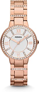 Women's Virginia Quartz Stainless Steel Dress Quartz Watch