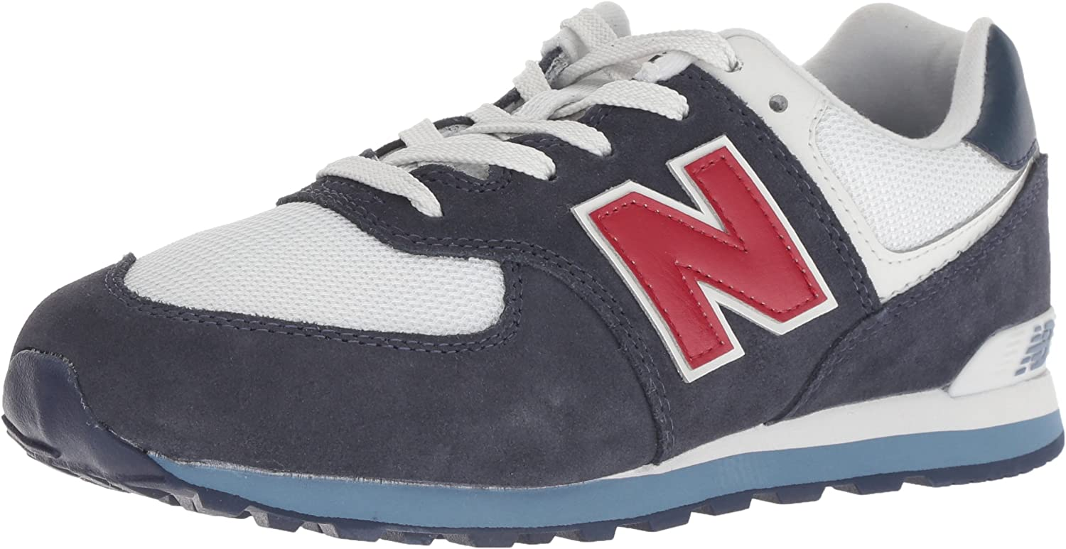 New Balance Boys 574v1 Essential Sneaker