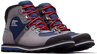 Sorel - Men's Madson Sport Hiker Waterproof Leather Boots