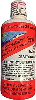 Atsko Sno-Seal Sport-Wash Laundry Detergent (1-Liter Bottle, 34 Wash Loads)