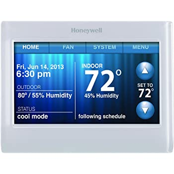 Wireless WiFi Thermostat,7 Programmable