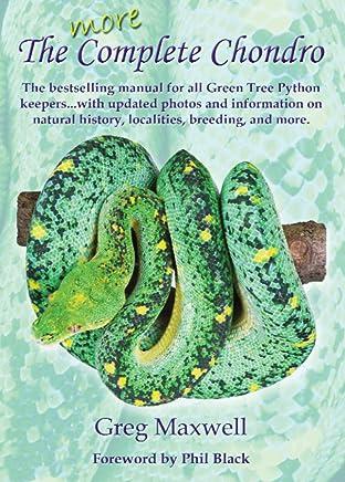 The More Complete Chondro Python (English Edition)