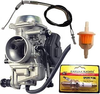 PROCOMPANY NEW Carburetor for Honda ATC250ES ATC250SX ATC 250 Big Red 1985 1986 OEM 1987 16100-HN5-M41 16100-HA0-305