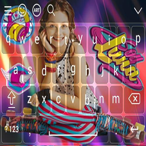 keyboard for soy luna