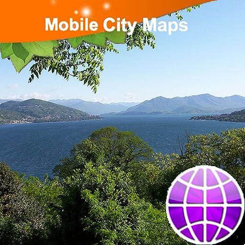 Lago Maggiore Lago Lugano Lago Como Street Map