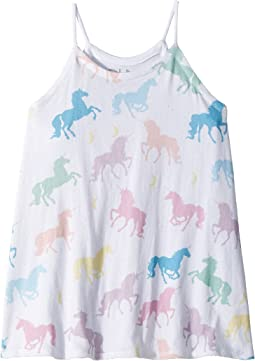 Chaser Kids - Unicorns Forever Tank Top (Little Kids/Big Kids)