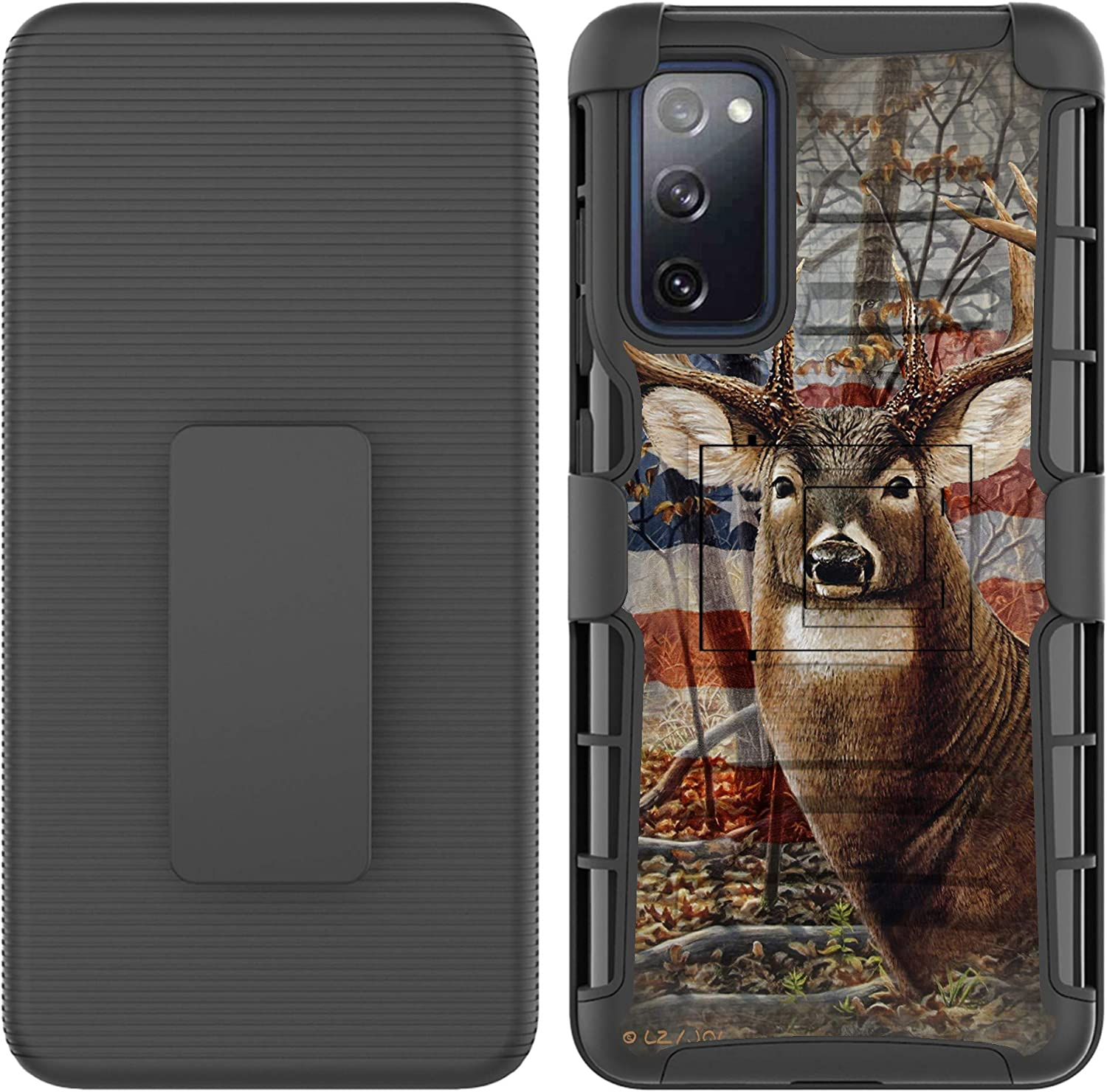 BEYOND CELL Rugged Free shipping anywhere Attention brand in the nation Case Compatible with Galaxy Samsung S20 FE 5G