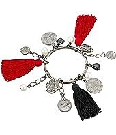Oscar de la Renta - Tassel Charm Bracelet