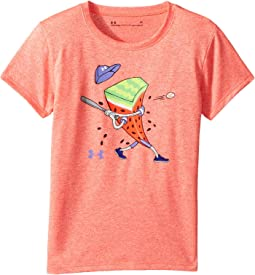 Under Armour Kids Watch Your Melon Short Sleeve (Little Kids)